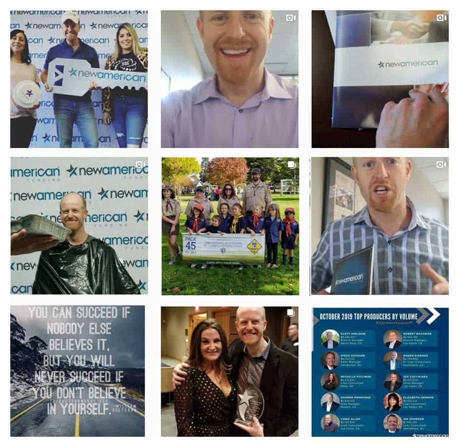 Follow Sonoma County Mortgages on Instagram